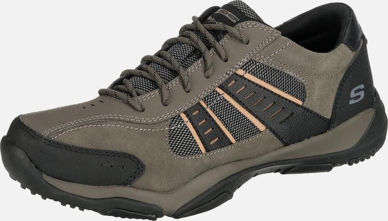 SKECHERS 'Larson Alton' Freizeit Schuhe Leder, Textil Billige Herren- und Damenschuhe