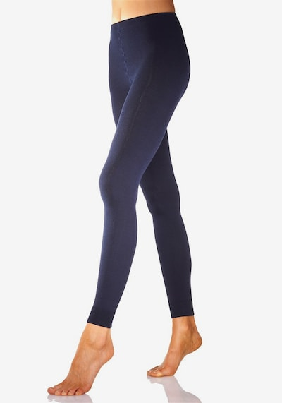 LAVANA Leggings in marine, Modelansicht