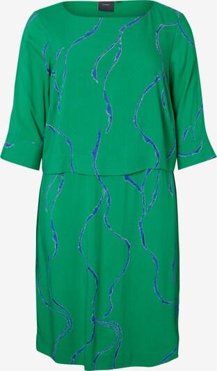Junarose Jurk in de kleur Blauw / Groen, Productweergave
