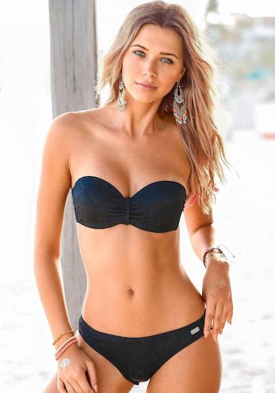BUFFALO Bikini melns, Modeļa skats