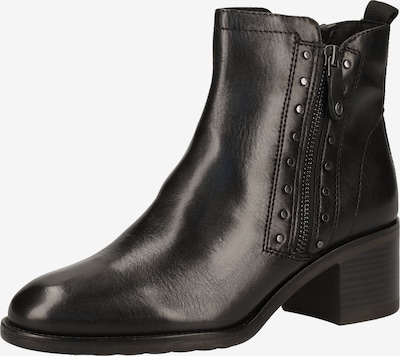 BE NATURAL Stiefelette in schwarz, Produktansicht