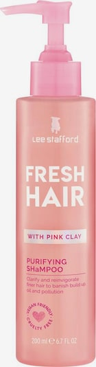 Lee Stafford Haarshampoo 'Fresh Hair Purifying' in pink / silber, Produktansicht