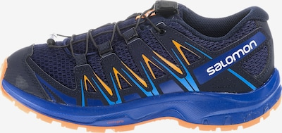 SALOMON Outdoorschuhe 'XA PRO 3D J' in blau / orange, Produktansicht