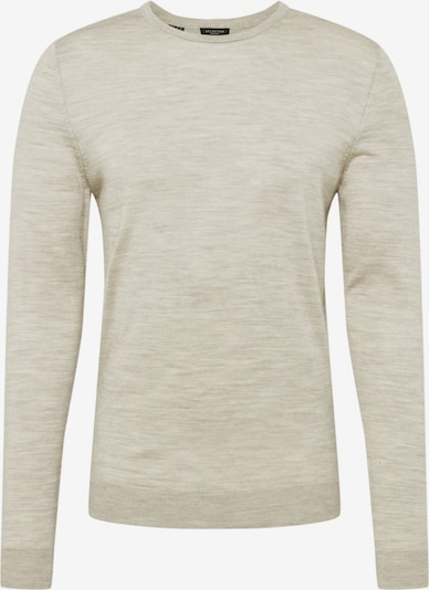 SELECTED HOMME Sweter w kolorze nakrapiany beżm: Widok z przodu