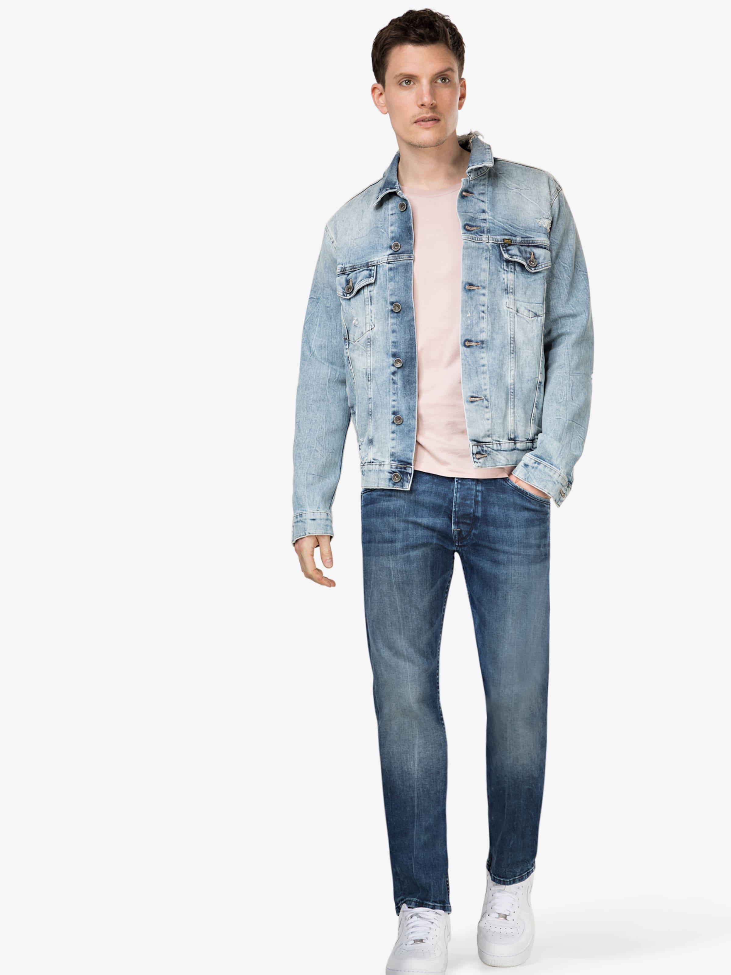 In 'spike' Blue Denim Pepe Jeans hxQtsrdC