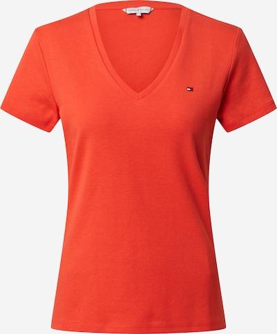 TOMMY HILFIGER Shirt 'Aisha' in feuerrot, Produktansicht