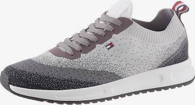 TOMMY HILFIGER Sneakers laag in de kleur Grijs / Zwart, Productweergave