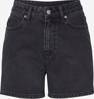 Dr. Denim Shorts 'Jenn' in black denim, Produktansicht