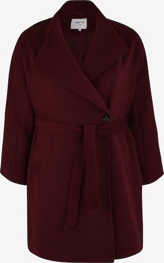 ABOUT YOU Curvy Płaszcz przejściowy 'Charis Coat' w kolorze burgundm, Podgląd produktu