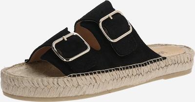espadrij l´originale Sandale 'Claquette' in schwarz, Produktansicht