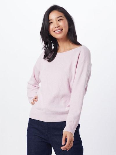 lila / rózsaszín ICHI Pulóver 'IHALPA', Modell nézet