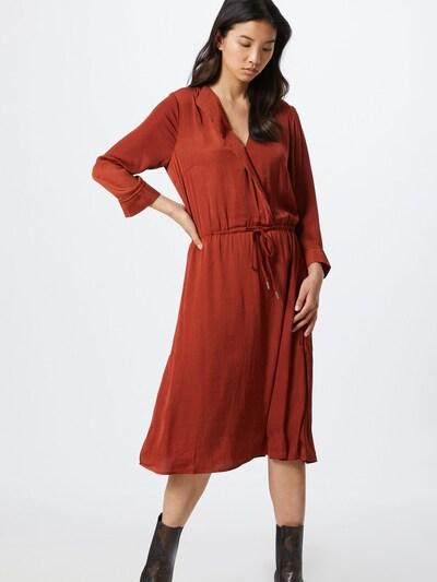 InWear Robe 'FriedaIW' en marron: Vue de face