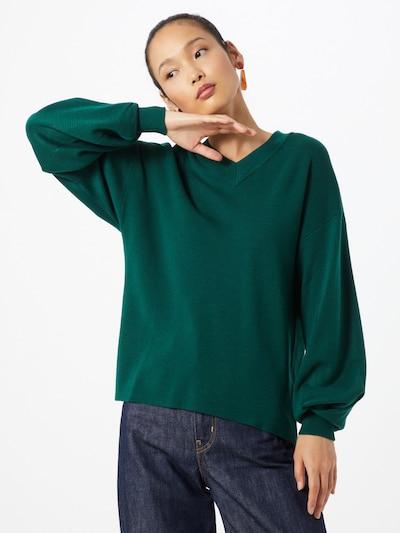 InWear Pullover 'WanettaI' in grün: Frontalansicht