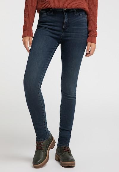 MUSTANG Jeans in dunkelblau, Modelansicht