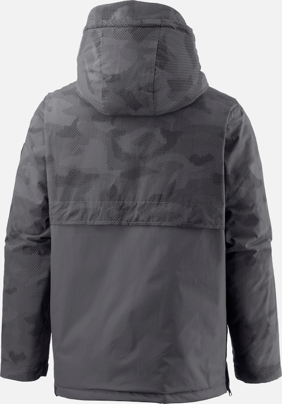 Ragwear 'BANKS BLOCK' Windbreaker