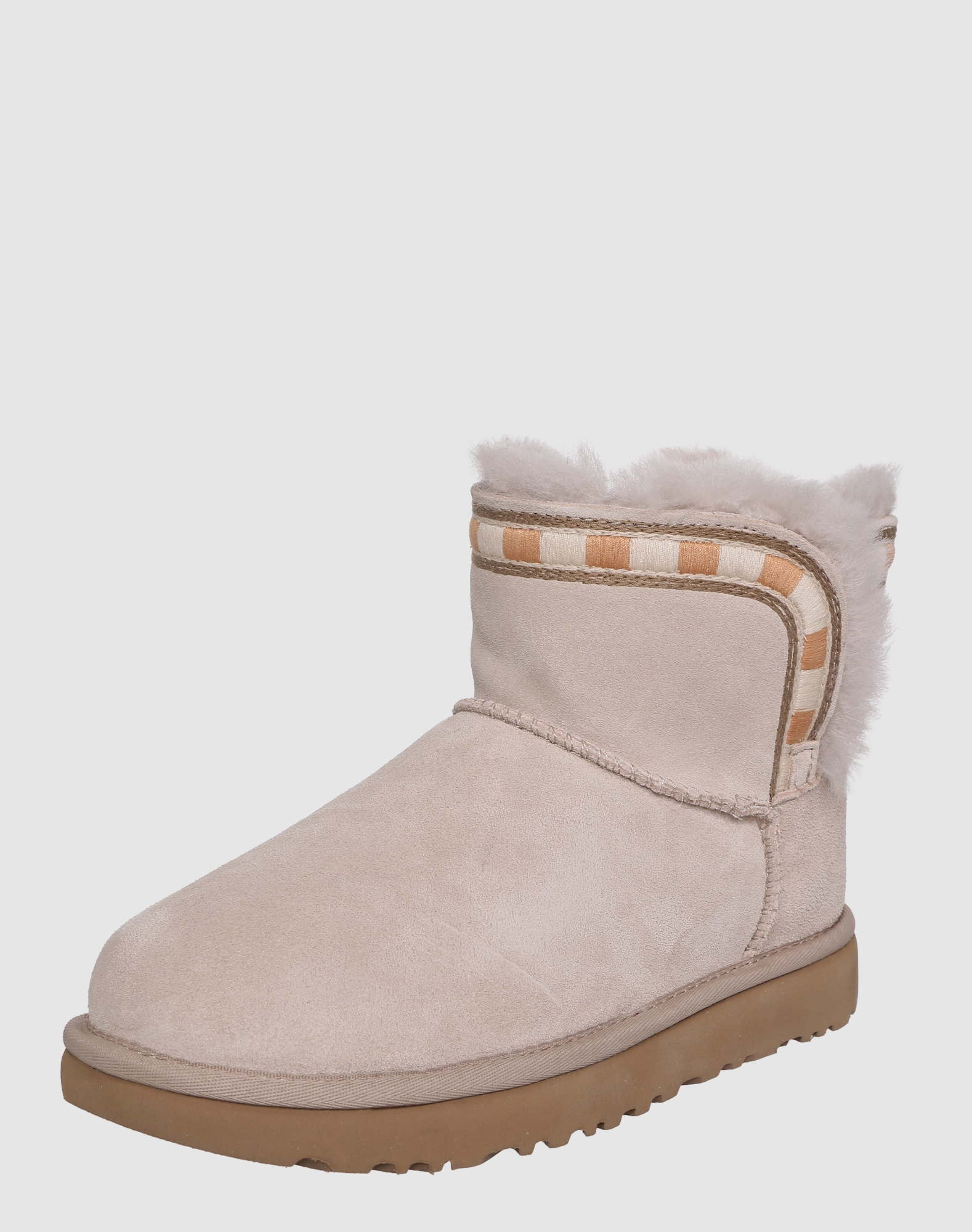 ugg snowboot 39 rosamaria embroidery 39 in pink about you. Black Bedroom Furniture Sets. Home Design Ideas