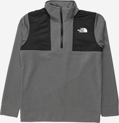 THE NORTH FACE Sweatshirt in grau / schwarz, Produktansicht
