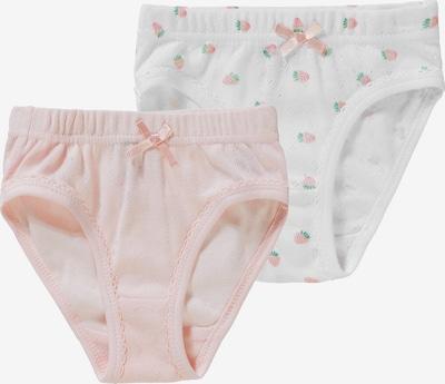 JACKY Slips in rosa / weiß, Produktansicht