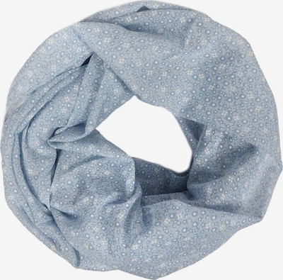 Zwillingsherz Tuch 'Grace ' in kobaltblau, Produktansicht