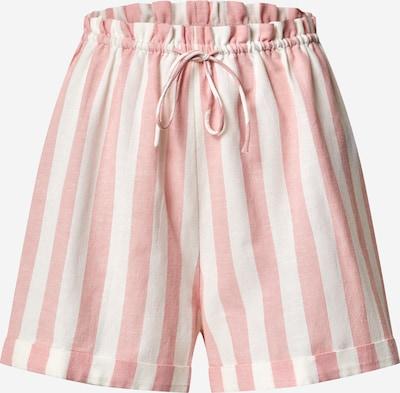 BILLABONG Shorts 'mon amor' in rosa / weiß, Produktansicht