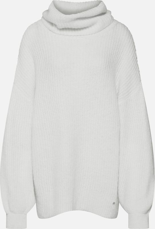 LeGer by Lena Gercke Pullover 'Juna' in offwhite, Produktansicht