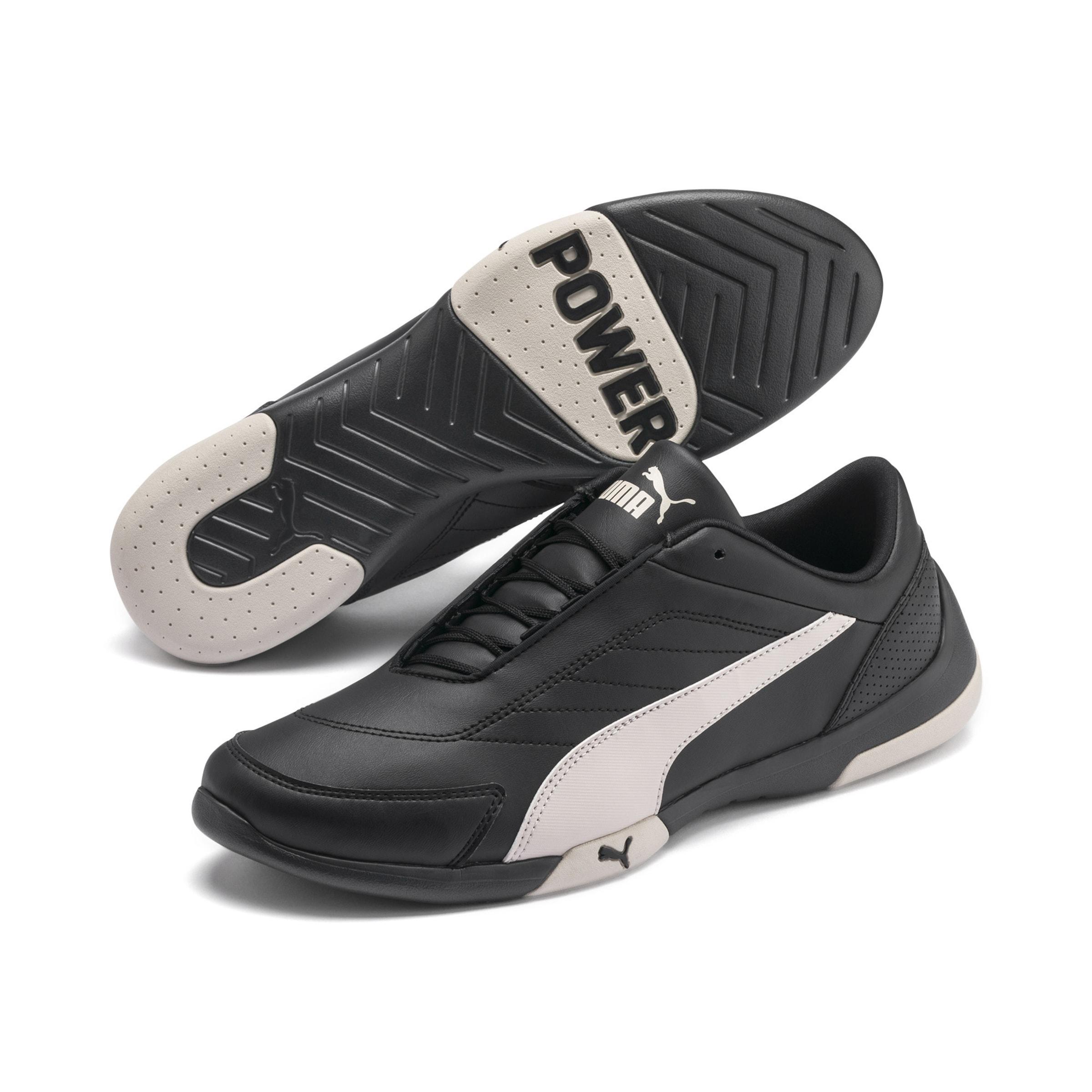 Puma 'kart Cat In SilbergrauSchwarz Sneaker Iii' HWD92EI