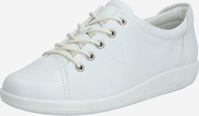 ECCO Schnürschuh in weiß, Produktansicht
