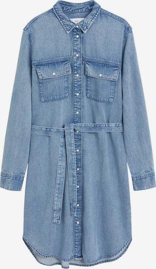 MANGO Jeans-Kleid 'sharon' in kobaltblau, Produktansicht