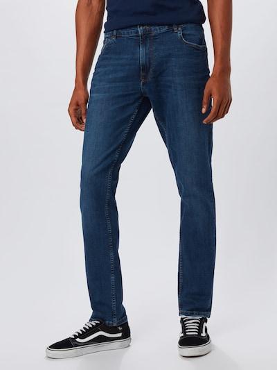 !Solid Jeans 'Slim-Joy' in blue denim, Modelansicht