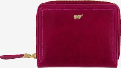 Braun Büffel Geldbörse 'Venice' in pink, Produktansicht