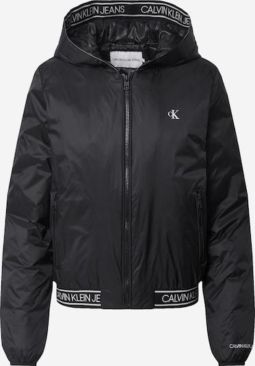 fekete / fehér Calvin Klein Jeans Átmeneti dzseki, Termék nézet