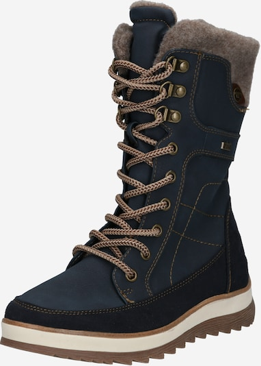 TOM TAILOR Stiefel in navy, Produktansicht