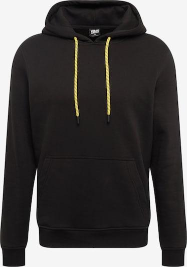 Urban Classics Hoodie in schwarz, Produktansicht