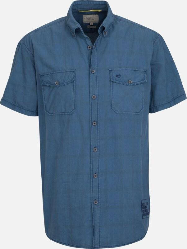 CAMEL ACTIVE Hemd in himmelblau  Großer Rabatt