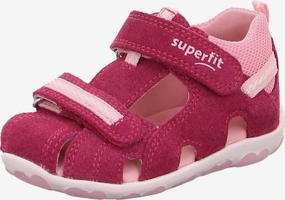 SUPERFIT Sandale 'Fanni' in pink / pitaya, Produktansicht