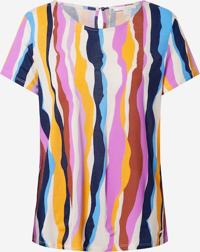 TOM TAILOR DENIM T-Shirt in mischfarben, Produktansicht