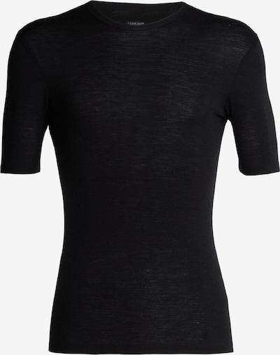 Icebreaker T-Shirt '175 Everyday SS Crewe' in schwarz, Produktansicht