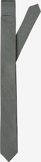 SELECTED HOMME Cravate en vert foncé, Vue avec produit