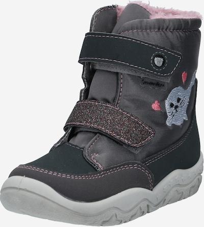 Auliniai batai su kulniuku iš Pepino , spalva - tamsiai mėlyna / šviesiai mėlyna / pilka / rožinė, Prekių apžvalga