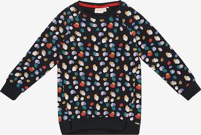 NAME IT Sweatshirt 'Nmfludot LS' in dunkelblau / mischfarben, Produktansicht