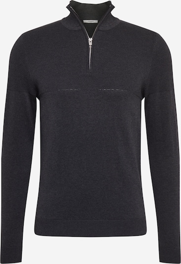 JACK & JONES Pullover 'Billy' in anthrazit, Produktansicht