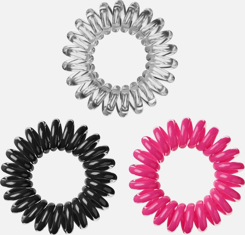 Invisibobble Spiral-Haargummi (9-tlg. Set)