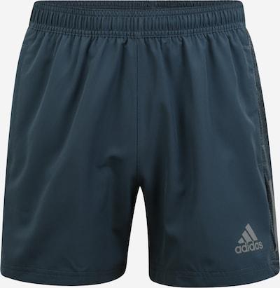 ADIDAS PERFORMANCE Sportbroek 'Own the Run' in de kleur Duifblauw / Grijs, Productweergave