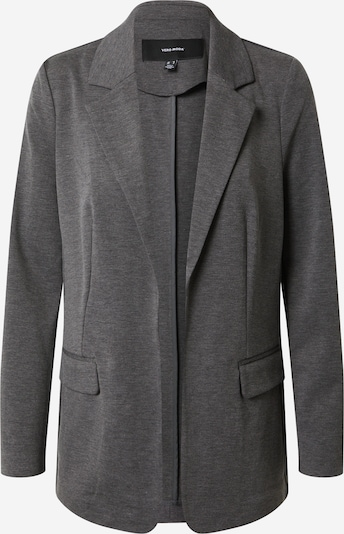 VERO MODA Blazer 'Nina' en gris foncé, Vue avec produit