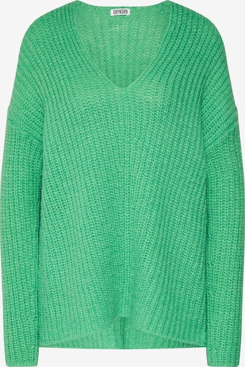 DRYKORN Trui 'LINNA' in de kleur Groen, Productweergave