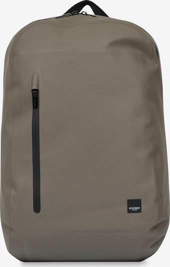 KNOMO Rucksack 'Thames' in khaki / schwarz, Produktansicht