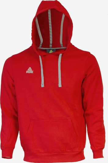 PEAK Hoody in rot, Produktansicht