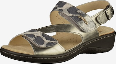 Hickersberger Sandale in mischfarben, Produktansicht