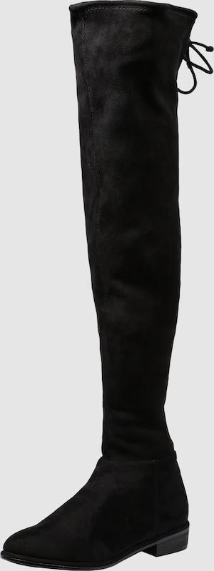 62cd13b8126 CALL IT SPRING Overknee laarzen 'LEGIVIA' in Zwart | ABOUT YOU