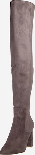 STEVE MADDEN Overknee laarzen 'Everley' in de kleur Taupe, Productweergave